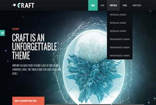 Craft PREMIUM THEME