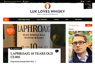 Luk Loves Whisky