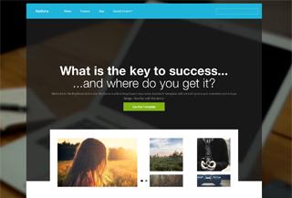 KeyStone Premium Theme