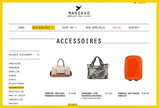 Mansako - Complete your closet