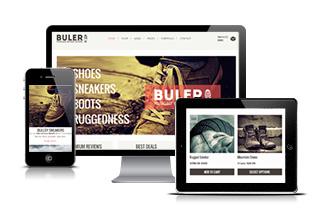 Buler - Rugged Ecommerce Theme