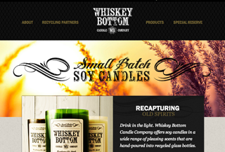 Whiskey Bottom Candle Company