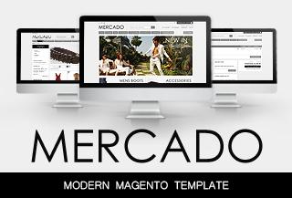 Mercado Magento Theme