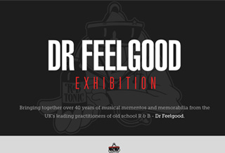 Dr Feelgood Exhibition