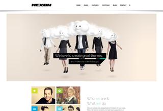 NEXON - Business WP Theme