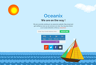 Oceanix Construction Theme