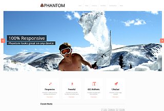 Phantom PREMIUM THEME
