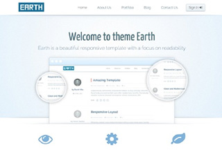 Bootstrap 3 Template