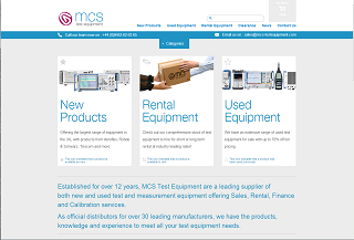 MCS Test Equipment
