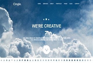 Cingle PREMIUM THEME
