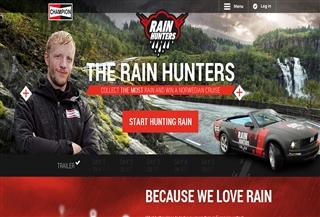 Champion Rain Hunters