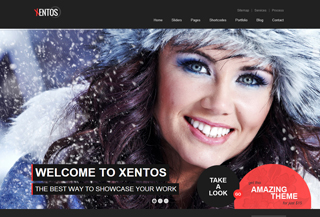 Xentos WordPress Theme