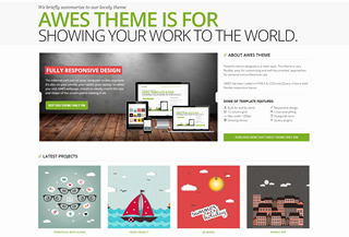 AWES - Premium Theme