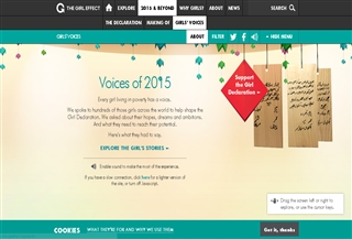 Voices of 2015