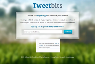 Tweetbits App