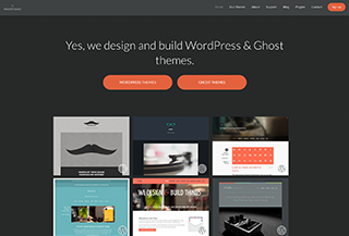 MeanThemes - WP & Ghost Themes
