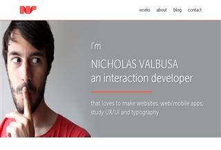 Nicholas Valbusa