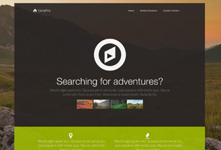 Campfire - Premium Theme