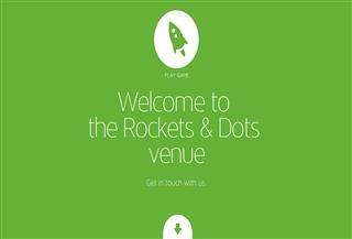 Rockets & dots