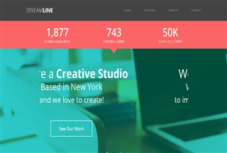 Streamlined PREMIUM THEME