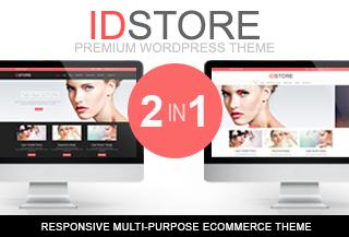IDStore - Ecommerce Theme