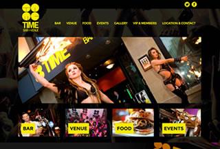 Time Bar + Venue