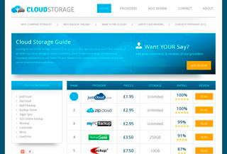 CloudStorage.co.uk