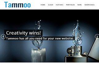 Tammoo - Premium Theme