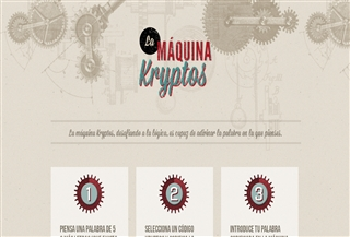 Maquina Kryptos