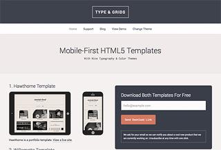 Type & Grids