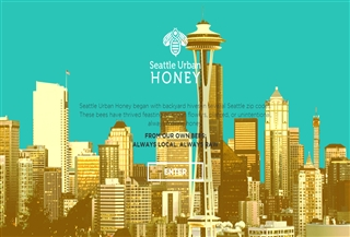 Seattle Urban Honey
