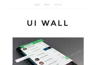 UI WALL