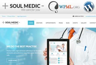 Medical Premium Theme