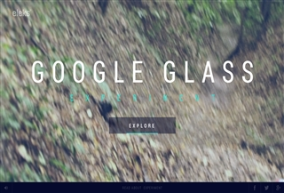 Google Glass Experiment