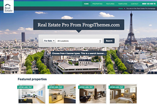 Real Estate Pro PREMIUM THEME