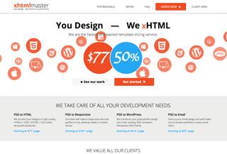 XHTML master