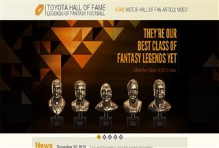 Toyota Hall of Fame