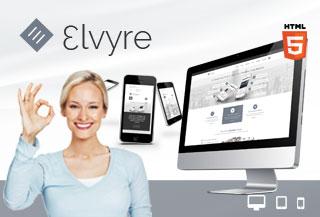 Elvyre Retina Ready HTML5