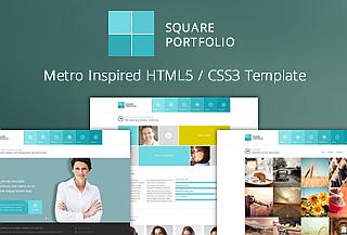Square Portfolio