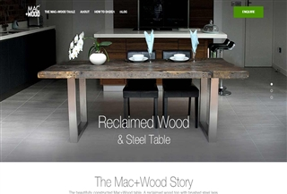 Mac & Wood Tables