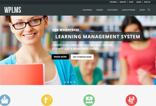 WPLMS Theme LMS for WordPress