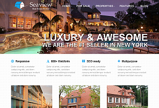 Seaview Real EstateTheme