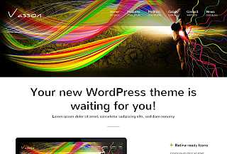 VASSON WORDPRESS THEME