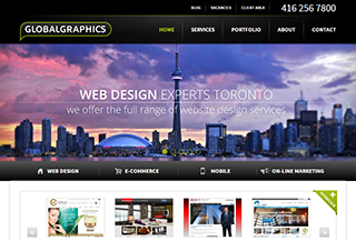 Globalgraphics Web Design
