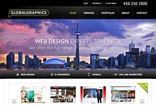 Globalgraphics Web Design