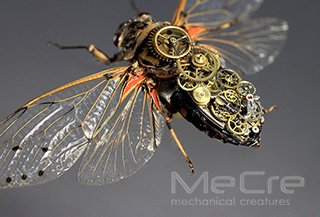 MeCre - Mechanical Creatures