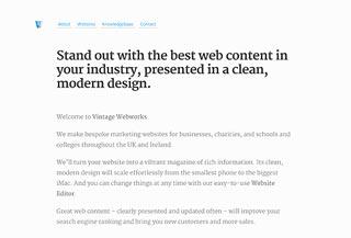 Vintage Webworks