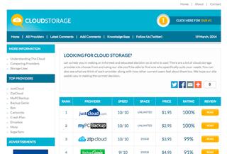 Cloud Storage Net