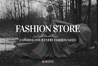 Teresa - A Fashion Website