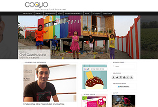 Coquo Food Magazine